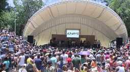 Movimento Alavontê arrasta multidão no Parque da Cidade, em Salvador