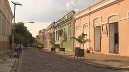 Prédios antigos mostram a história de Manaus