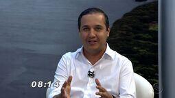 Valadares Filho é entrevistado pelo SETV2ª Edição