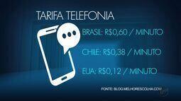 Faça Valer: diferença no preço por minuto entre operadoras no Brasil chega a 900%