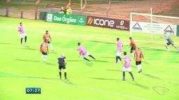 Rio Branco enfrenta o Espírito Santo no primeiro jogo da final da Copa ES