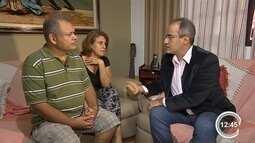 Pais de jovem morta em festa universitária falam sobre crime