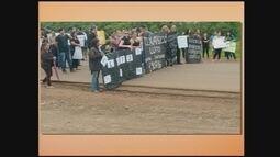 Indígenas voltam a bloquear rodovias em Santa Catarina nesta quarta (26)
