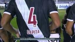 Carlos Alberto Torres é homenageado em jogos do Brasil e do exterior