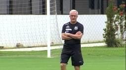 Santos aposta na defesa para vencer o líder Palmeiras na Vila