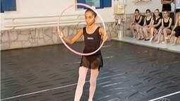 Bailarina de Montes Claros é selecionada para a maior escola de balé do mundo
