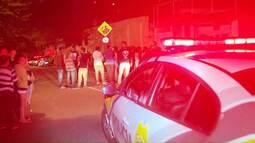 Polícia é chamada para controlar confusão em colégio ocupado em Curitiba