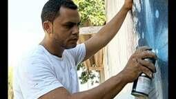 Conheça a arte de rua que está colorindo cidades como Marabá