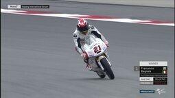 Francesco Bagnaia vence a Etapa da Malásia da Moto3