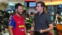 Allam Khodair mantém esperança de título na Stock Car