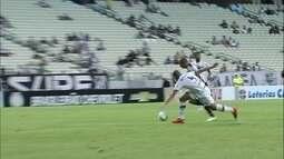 Melhores momentos: Ceará 2 x 1 Tupi pela 34ª rodada das Série B do Brasileirão