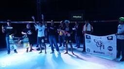 Luta completa: Hamyrez Oliveira vence Edgard dos Anjos e conquista cinturão no The Start 3