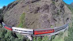 De trem pela Serra do Mar (parte 1)