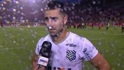 """Marquinhos Pedroso: """"Não há o que dizer, apenas pedir desculpas à torcida"""""""