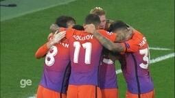 Confira os gols de quarta da fase de grupos da Liga dos Campeões da UEFA