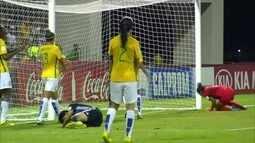 Seleção brasileira feminina é eliminada do Mundial Sub 20