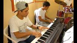 No Paar, projeto faz da música ferramenta de ação social, profissional e humanista