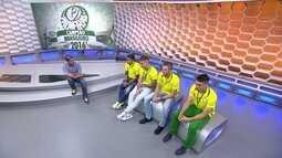 Dudu, Róger Guedes, Fabiano e Moisés relembram histórias do título brasileiro