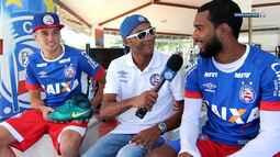 TV Bahêa - Bate-papo com Luiz Antônio e Juninho