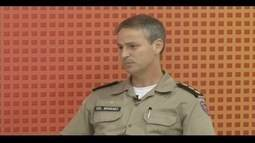 Polícia Militar planeja 'Operação Natalina' para garantir segurança de comerciantes
