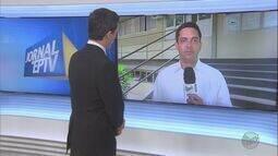 Presos pela Operação Sevandija passam por exame no IML após prisões em Ribeirão