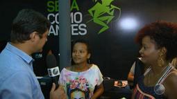 Festival de Verão: conheça uma baiana que esteve na primeira edição do evento