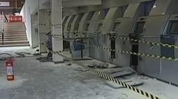 Caixas eletrônicos da UFU são alvos de criminosos em Uberlândia