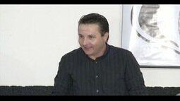 Gian Rodrigues é apresentado no comando do Social Futebol Clube
