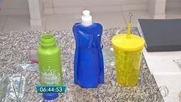 Veja como higienizar garrafas de maneira correta