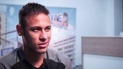 Revista inglesa faz documentário sobre Neymar