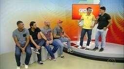 Globo Esporte MS - programa de sexta-feira, 09/12/2016 - 2º bloco