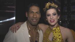 Sophia Abrahão diz que o 'Dança dos Famosos' mudou sua vida