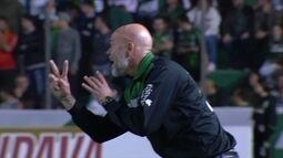 Roberto Avallone analisa contratação de Antonio Carlos Zago pelo Internacional