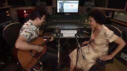 Teresa Cristina e Rogério Flausino se jogam no rock com 'You Really Got Me'