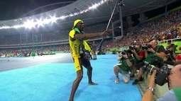 Lauter Nogueira faz um resumo da temporada 2016 de Usain Bolt