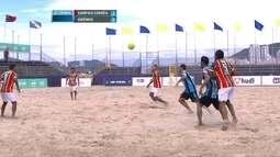 Os gols de Sampaio Corrêa 7 x 2 Grêmio pelo Campeonato Brasileiro de futebol de areia
