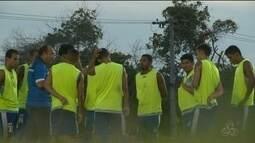 São Raimundo-RR concentra os trabalhos para a Copa do Brasil