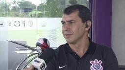 """""""Foi uma surpresa"""", diz Fábio Carille sobre efetivação no Corinthians"""