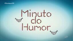Minuto do Humor