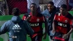 Flamengo e Juventos garantem vaga na próxima fase da Copinha