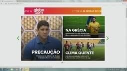 Veja as notícias do esporte acreano no GloboEsporte.com/Acre