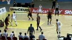 Jogando em casa, Brasília vence Flamengo pelo NBB