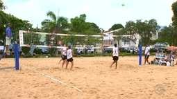 Itapetininga recebe torneio de Vôlei de Praia