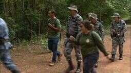 Equipes fazem buscas por onça vista no Parque Cesamar