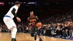 Melhores momentos: Atlanta Hawks 108 x 107 New York Knicks pela NBA