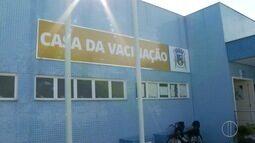 Casa da Vacinação é inaugurada nesta segunda-feira (16) em Rio das Ostras, no RJ