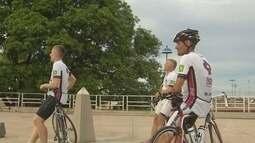 Ciclistas vão iniciar no Amapá jornada para percorrer o litoral do Brasil