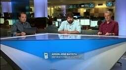 """""""Tudo na vida tem limites"""", diz diretor do Atlético-GO após desaparecimento de técnico"""