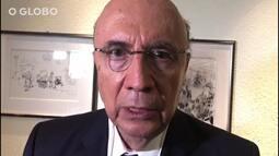 Em Davos, Meirelles diz que empresários mostraram mais disposição para investir no Brasil