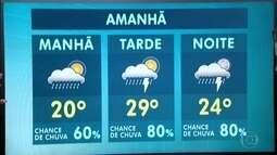 Chuva continua em São Paulo nesta quarta-feira (18)